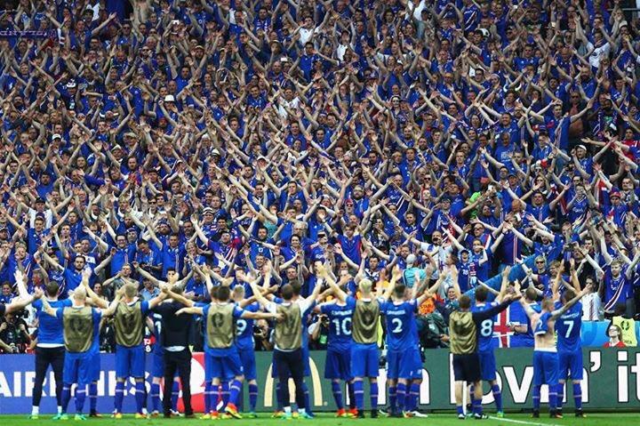 Euro 2016 - Islanda qualificata