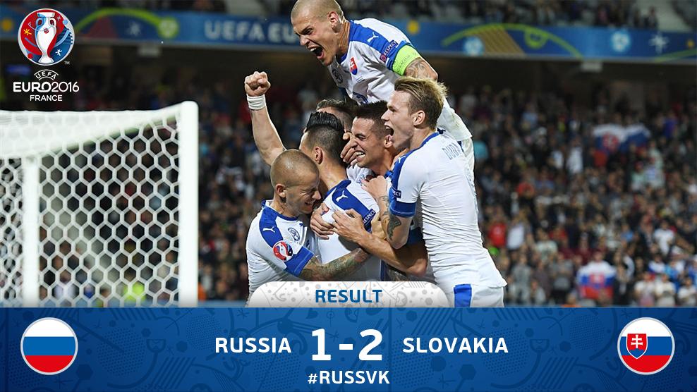 Rus-Slo finale
