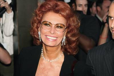 Sophia Loren cittadina onoraria Napoli