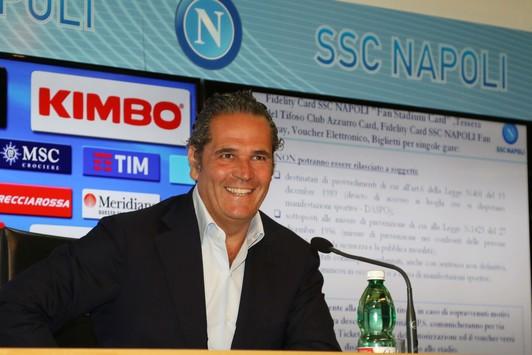 Il Napoli presenta la campagna abbonamenti: spot targato Made in Sud