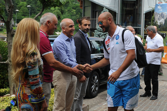 Bivio Dimaro per Grassi: dal ritiro uscirà la decisione sul suo futuro