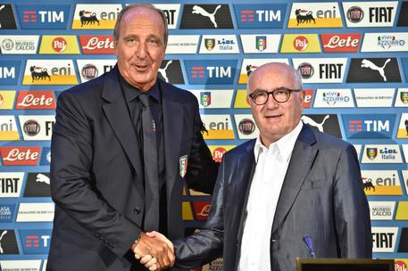 Petardi in campo: Italia-Albania riprende dopo 8 minuti di sospensione