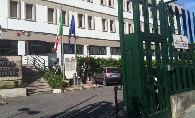 Carabinieri Torre del Greco new