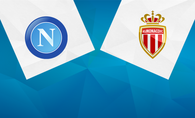 Napoli - Monaco 5-0: Manita degli azzurri, Gabbiadini schianta i francesi