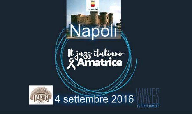 Il Jazz Italiano per Amatrice a Bologna