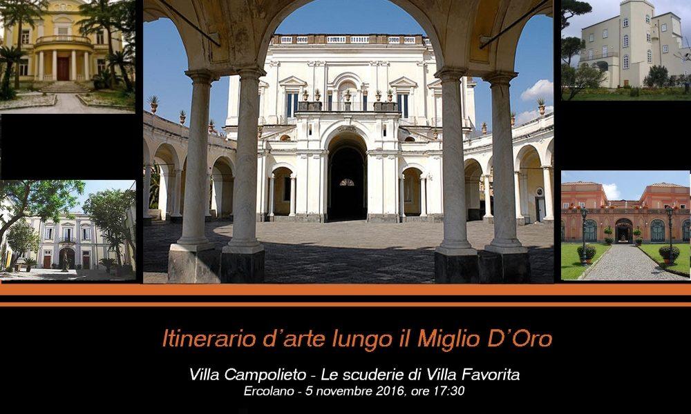 Villa Campolieto Eventi