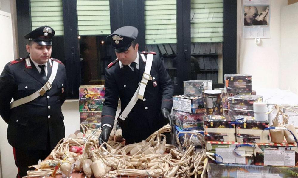 A Napoli Capodanno in 'anticipo', sequestro 2 quintali botti