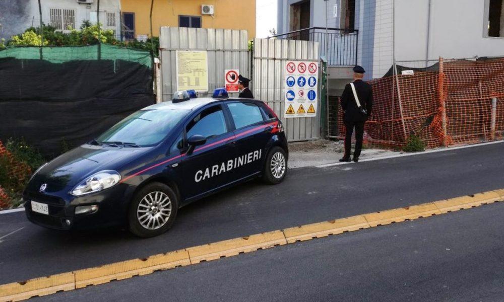 Camorra, estorsione a cantiere edile, 2 arresti a Napoli