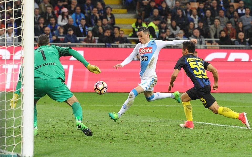 Calciomercato SSC Napoli, Rinnovo di Mertens dipende dalla clausola