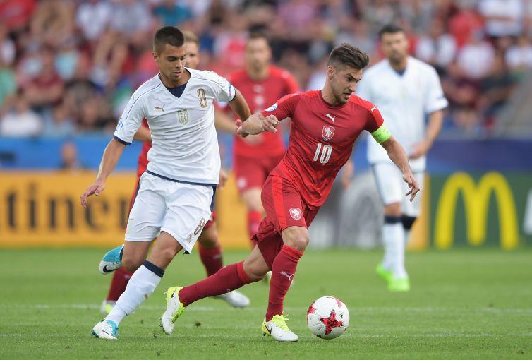 Under 21, l'Italia batte la Danimarca: capolavoro Pellegrini, la chiude Petagna