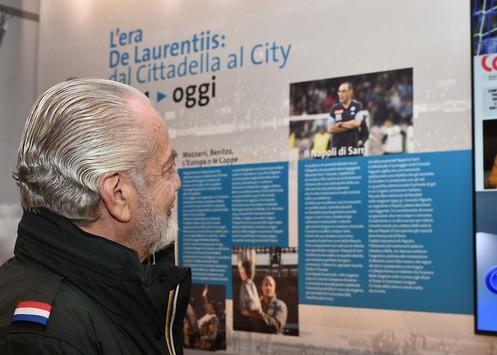 De Laurentiis ai tifosi del Napoli:
