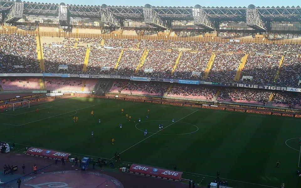Napoli-Hellas Verona: le probabili formazioni, la partita d'andata e le dichiarazioni pre-partita.