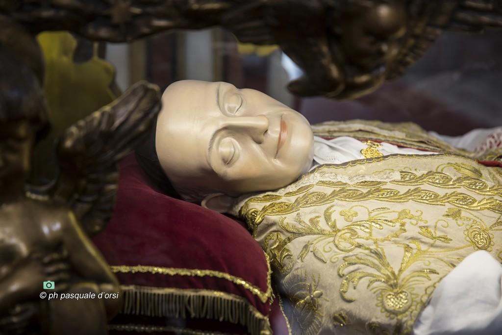 Torre del Greco - Nuova statua di San Vincenzo Romano: sarà destinata alla Chiesa Parrocchiale di Melito - Torrechannel