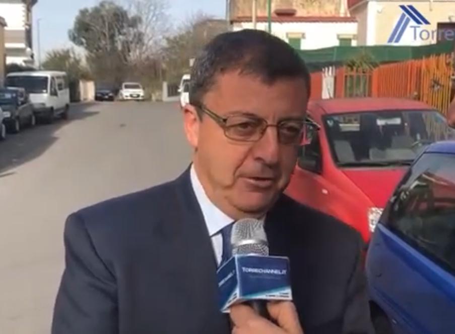 """Torre del Greco - Dimissioni Gaglione, Palomba: """"Motivazioni personali, nessuno screzio con il sottoscritto"""" - Torrechannel"""