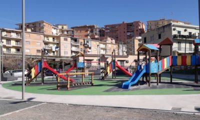 area giochi via calastro